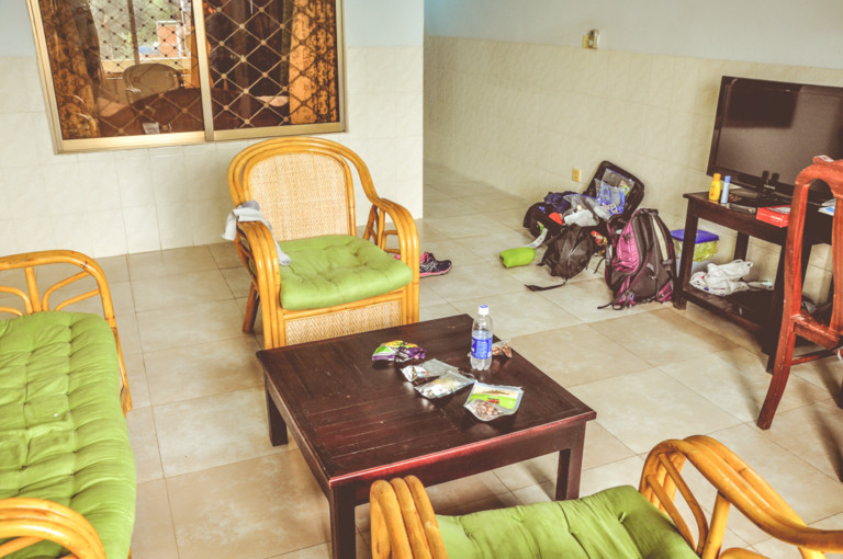 The reason why backpackers have become cultures is in accommodations.