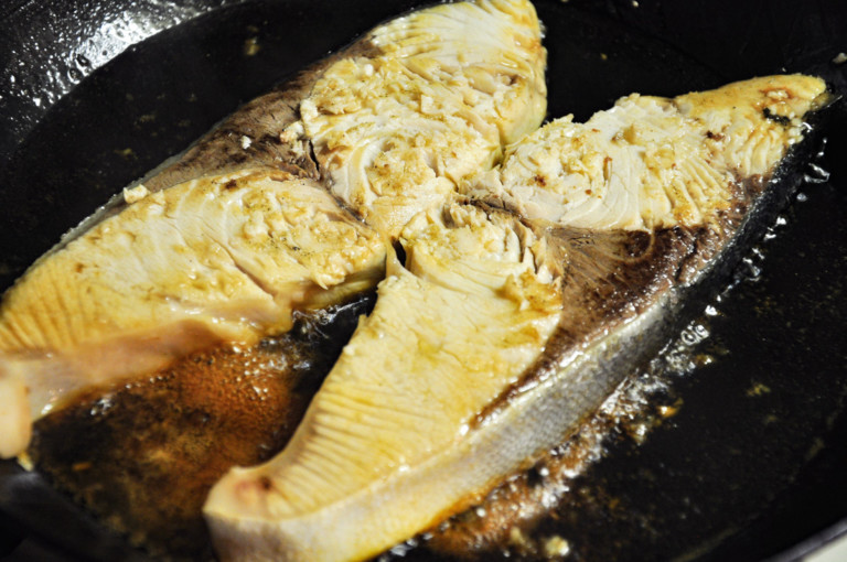 Teriyaki of finest yellowtail recipe