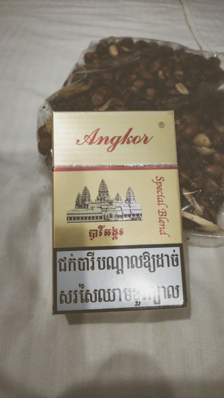 Purchase at Siem Reap