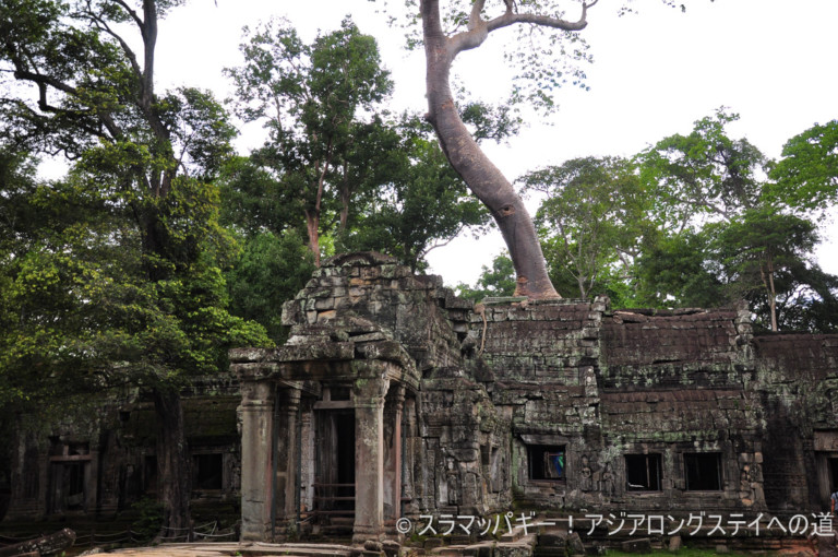 Walking around the best archeological sites of Cambodia, Preiacan-Ta Prohm East Mebon Banteay Kudi Taprom