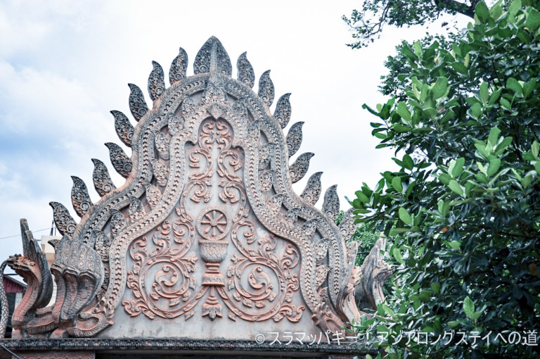 Temple walking course with music in Siem Reap