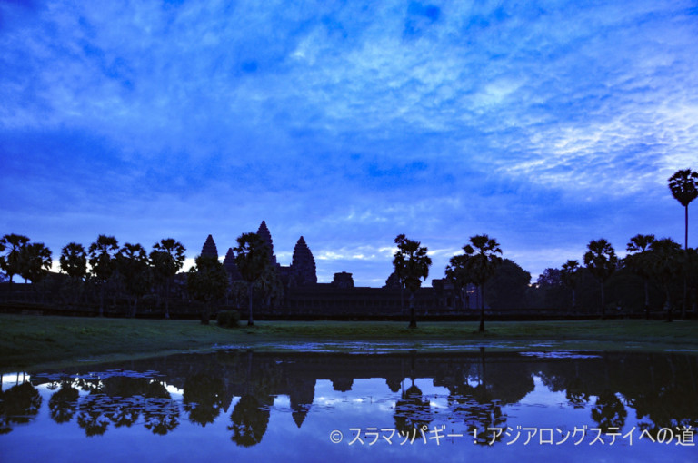 How many days is Angkor Wat TICKET needed? And price