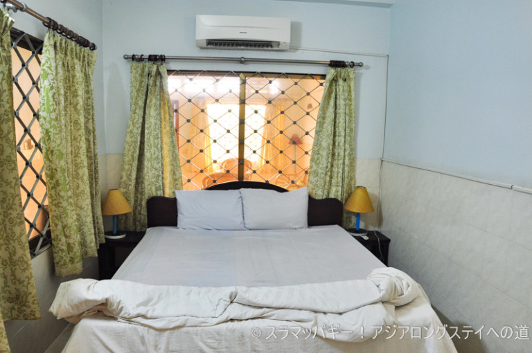 Not a Japanese inn, a carefully selected report on cheap accommodation in Cambodia.