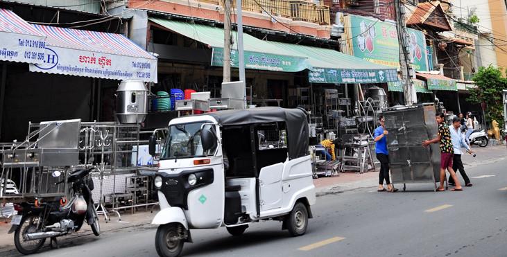 Where can you smoke? Cambodia smoking situation