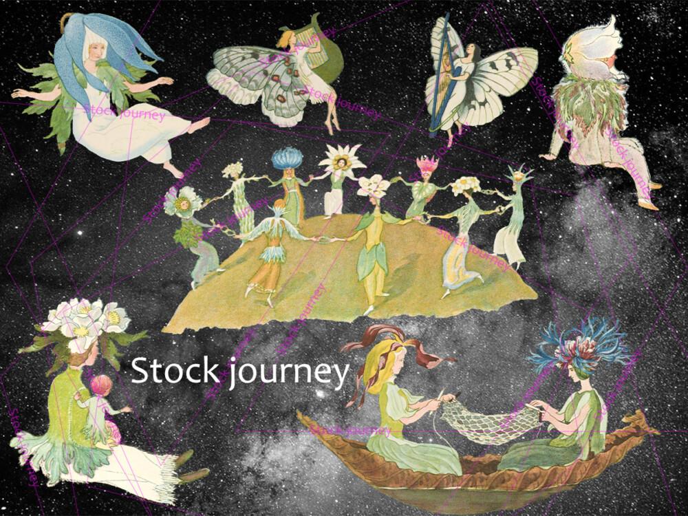 Fantasyバンドル-Stock journey-png