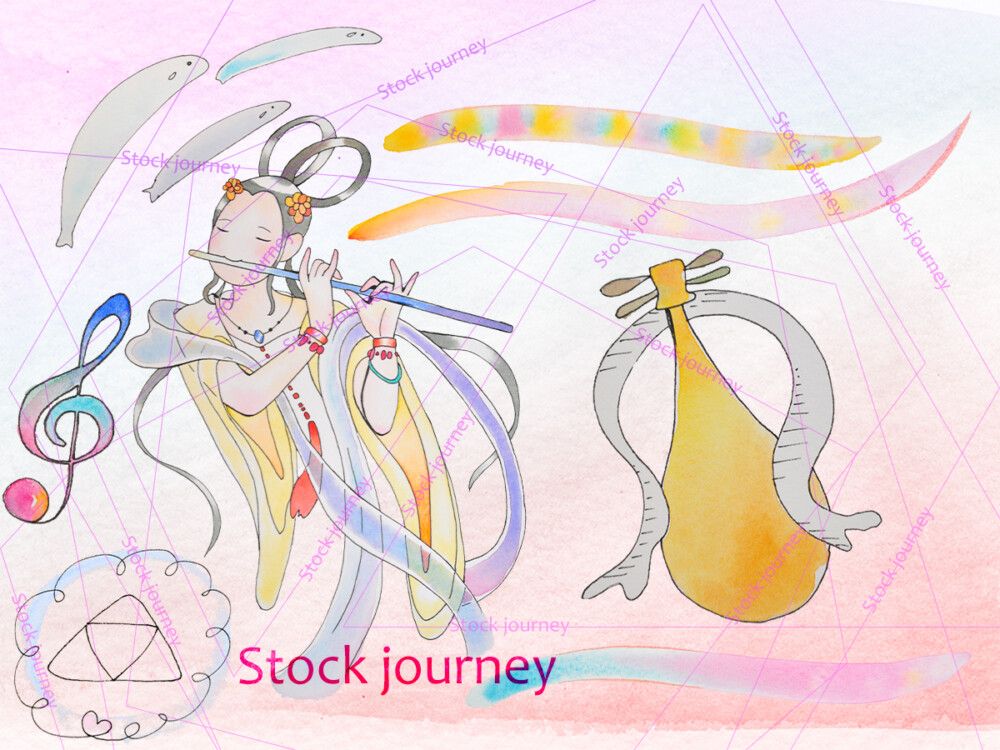 江ノ島弁財天バンドル-Stock journey-png